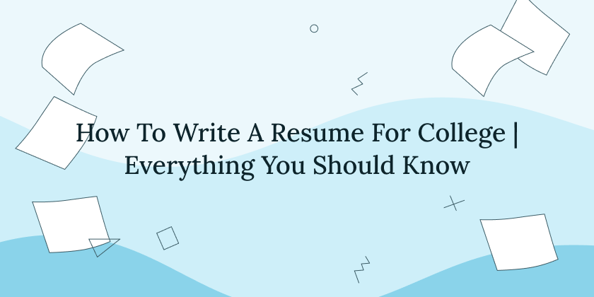 how-to-write-a-high-school-resume-for-college-application